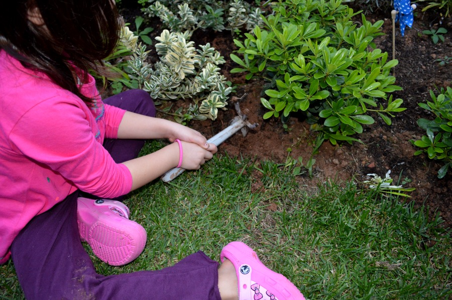 κηπουρική για παιδιά