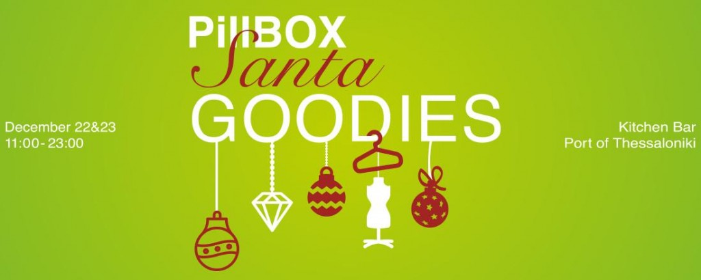 pillbox santa goodies 2014
